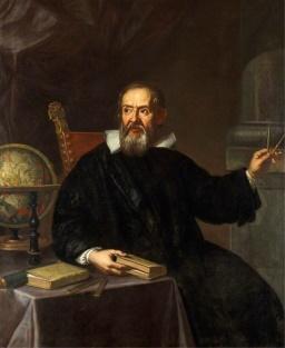 Итальянский физик Галилео
