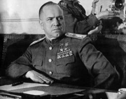 Советский маршал Георгий Константинович Жуков фото