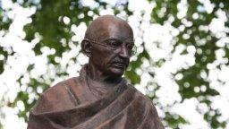 Мохандас Карамчанд Ганди фото